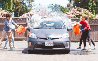 Inspired to be Eco-Friendly: My Carwash Success Story